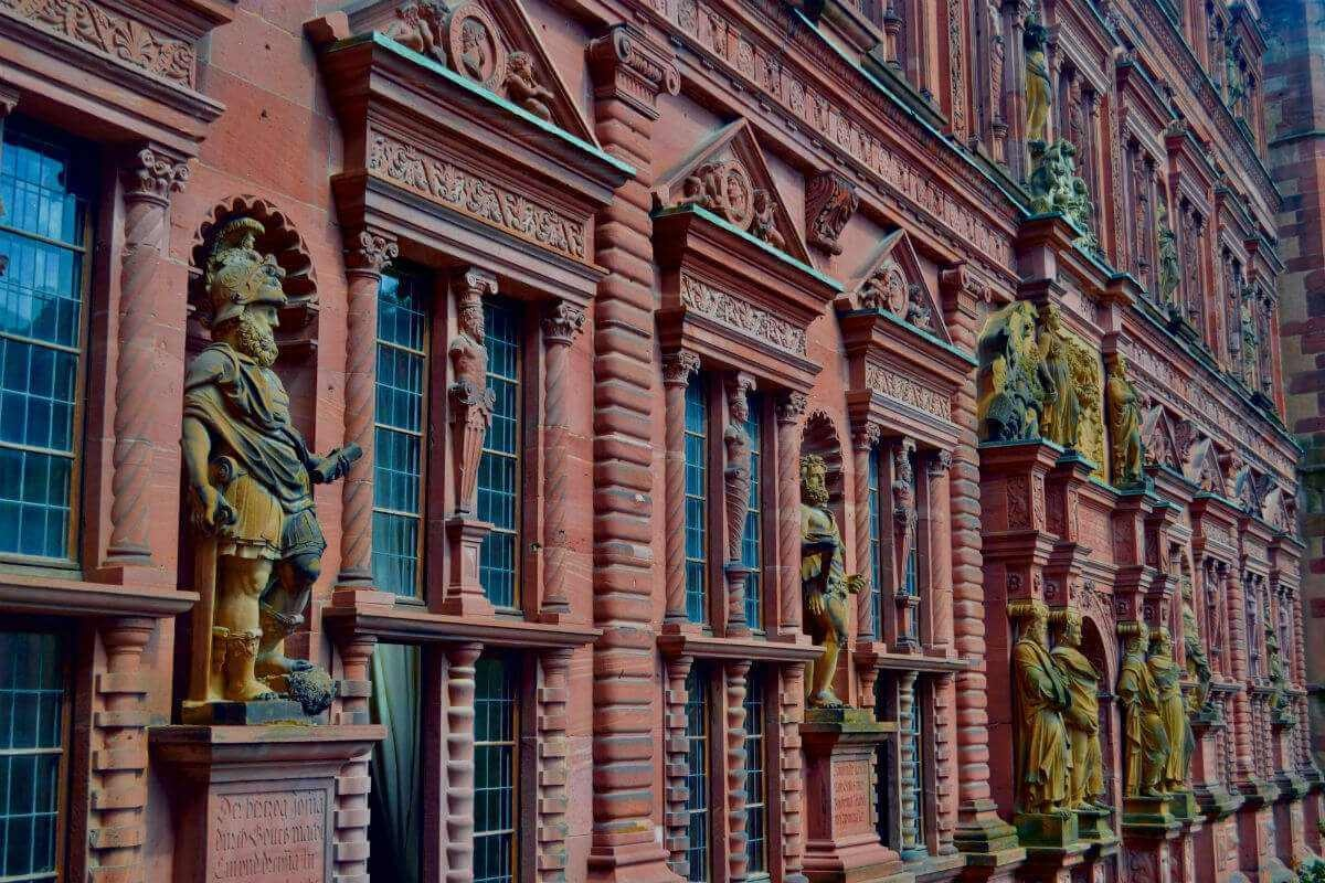 Heidelberg University - Heidelberg City Life (c) Photo by Ridwan Meah on Unsplash