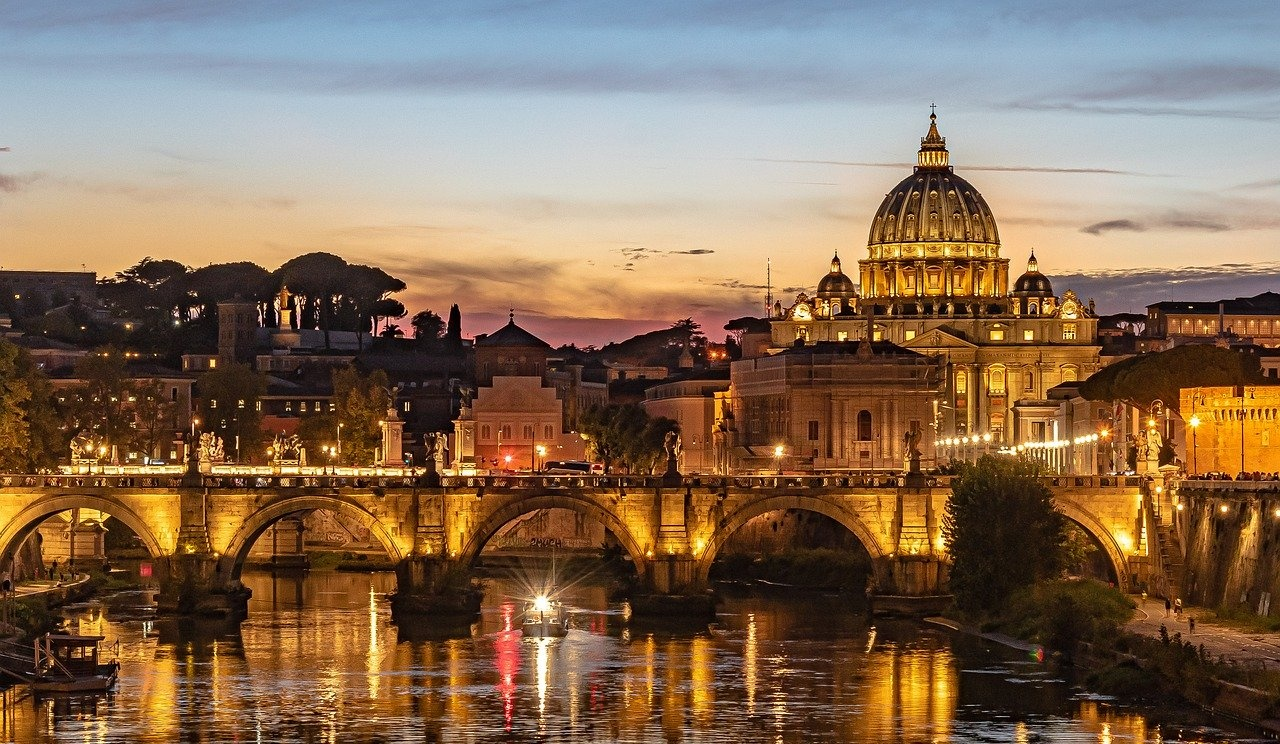 Why should I study in Rome, Italy?
