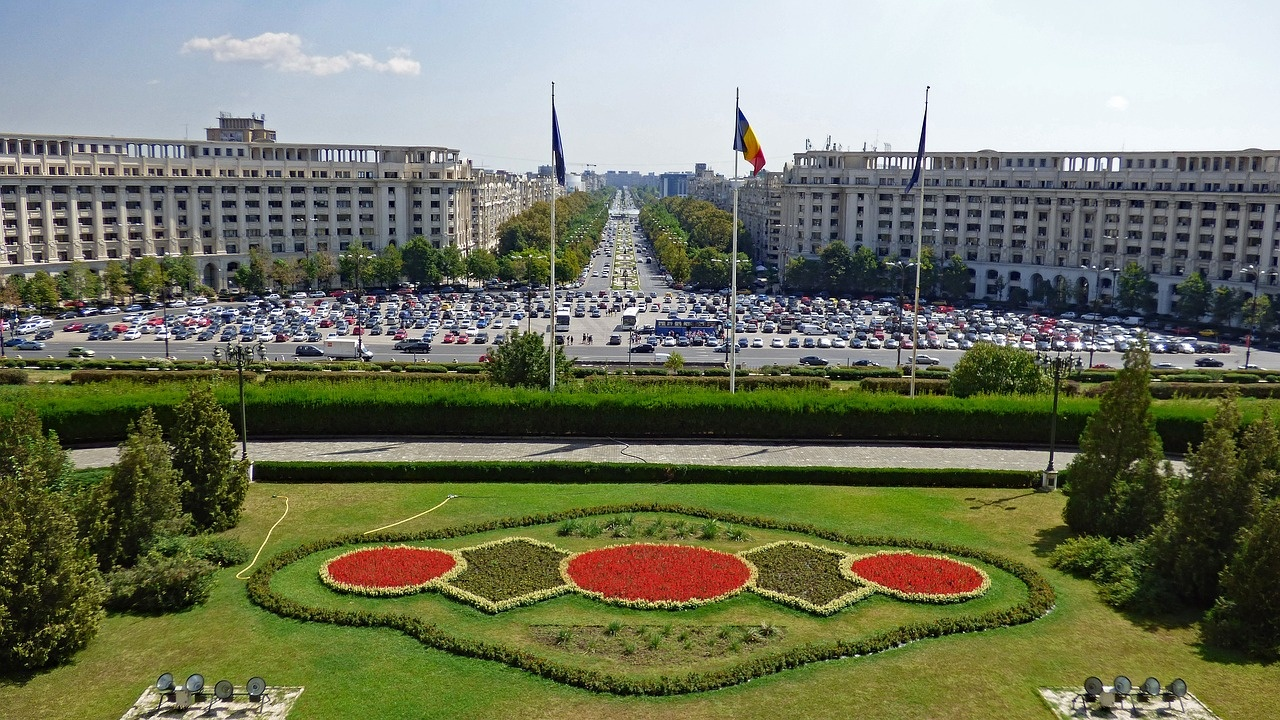 Why should I study in Bucharest, Romania?