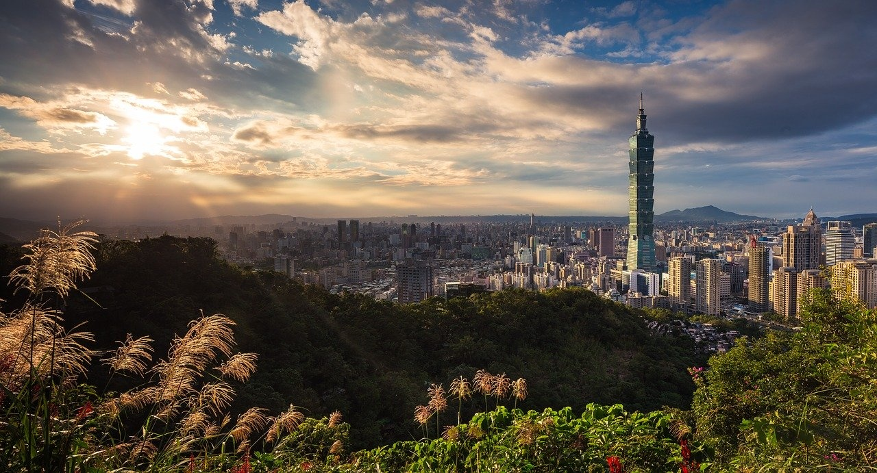 Why should I study in Taipei, Taiwan?