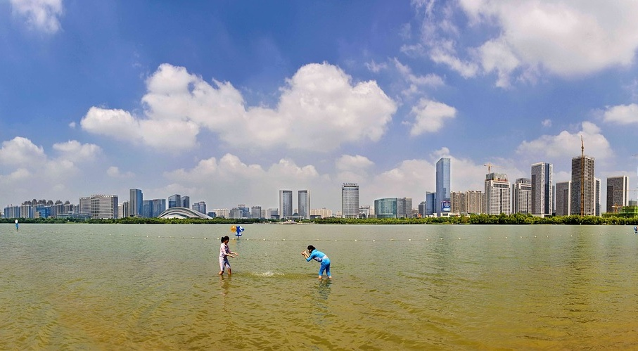 Why should I study in Hefei, China?