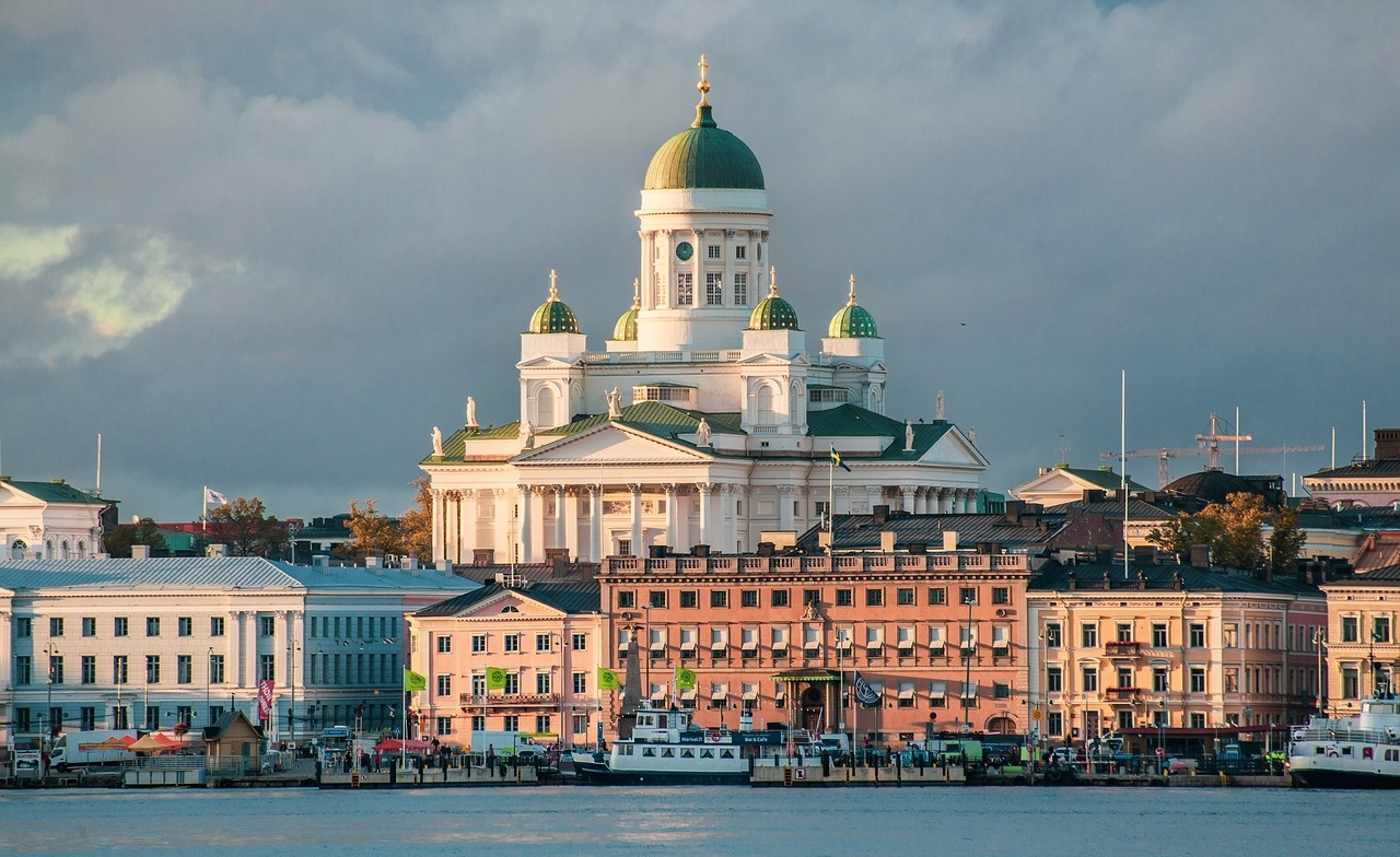 Why should I study in Helsinki, Finland?