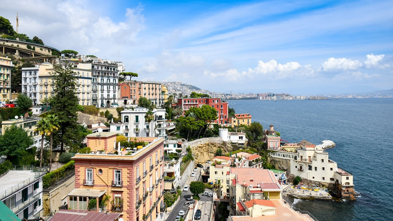 Why should I study in Napoli, Italy?