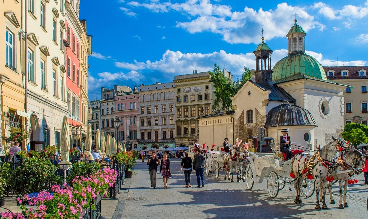 Why should I study in Krakow, Poland?