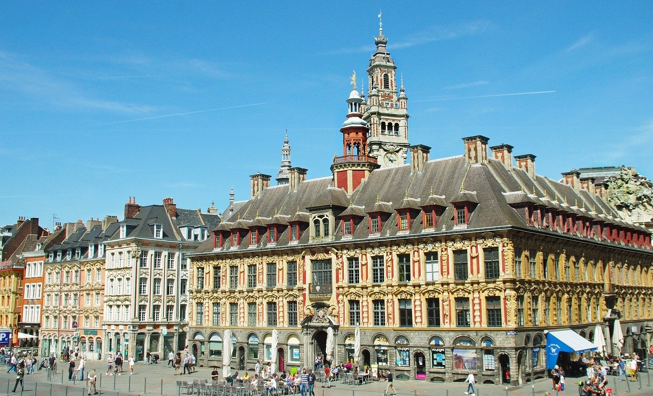 Why should I study in Lille, France?