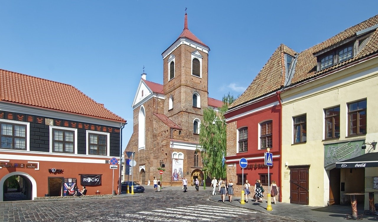 Why should I study in Kaunas, Lithuania?
