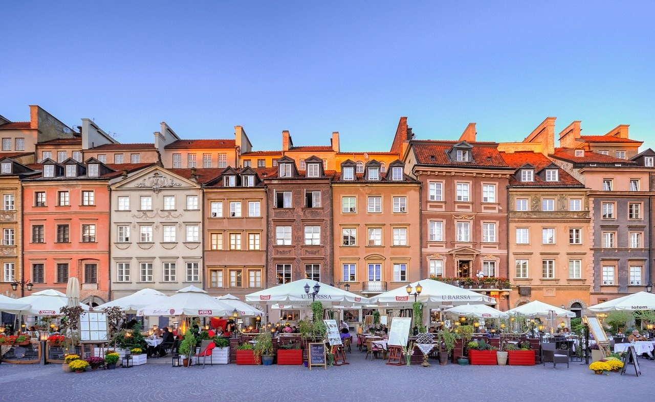 Why should I study in Warsaw, Poland?