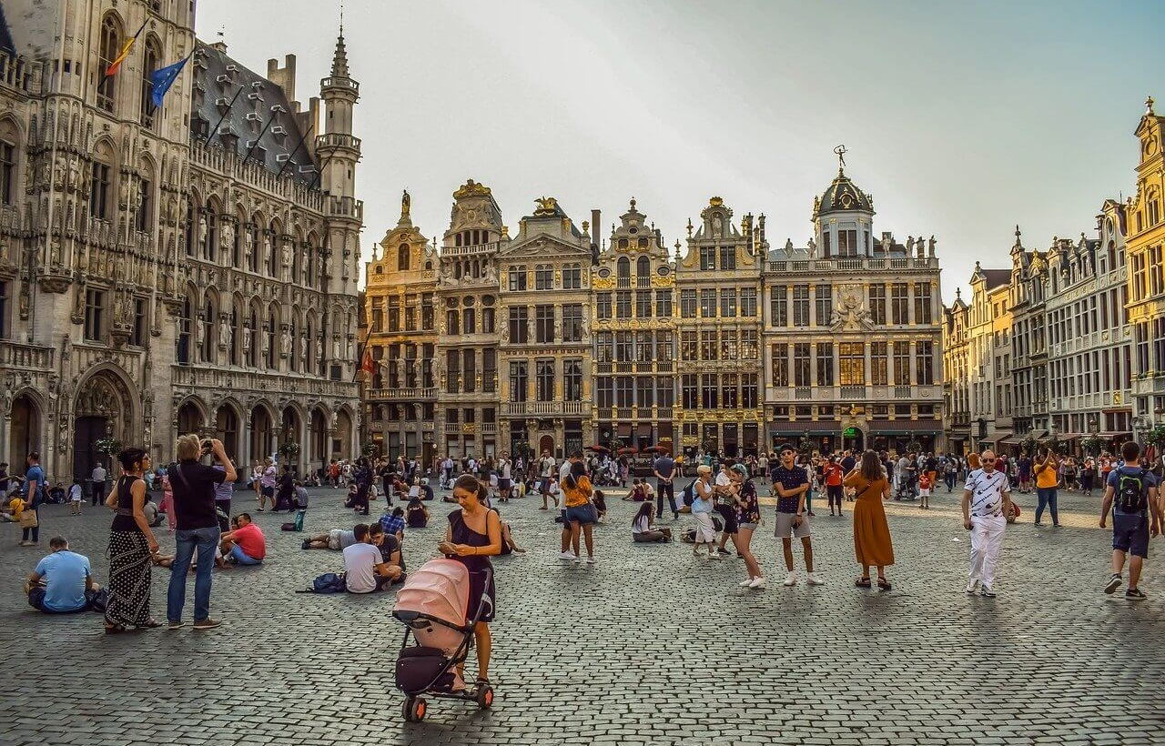 why should I study in Brussels