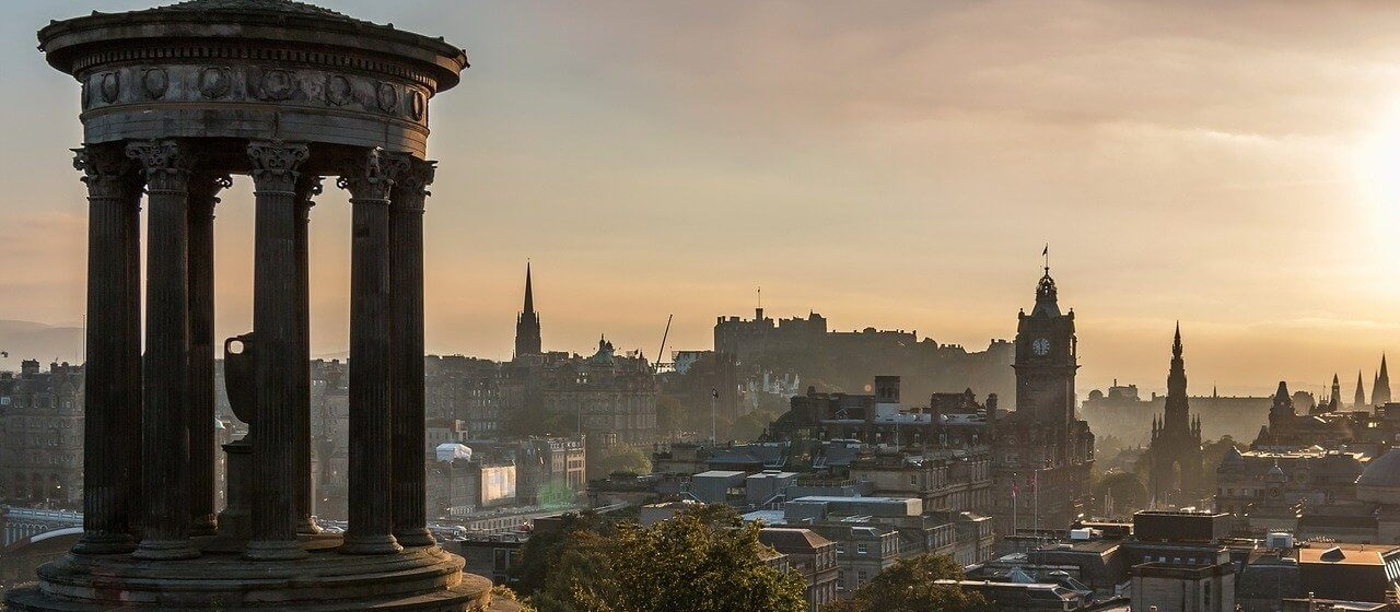 why should I study in Edinburgh
