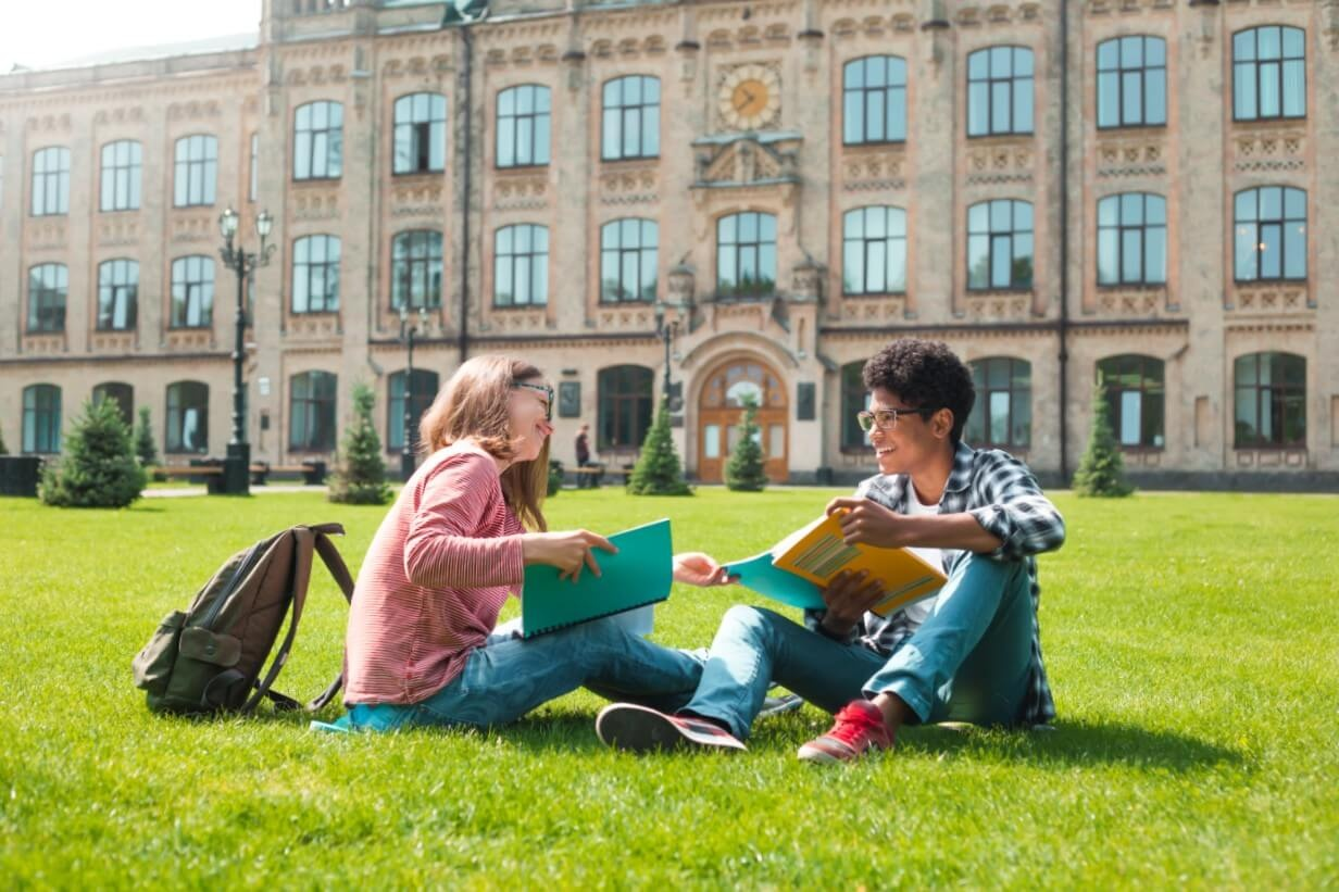 When choosing a university, consider the student life