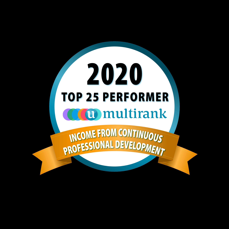Top Performing Universities - U Multitrank World University Rankings